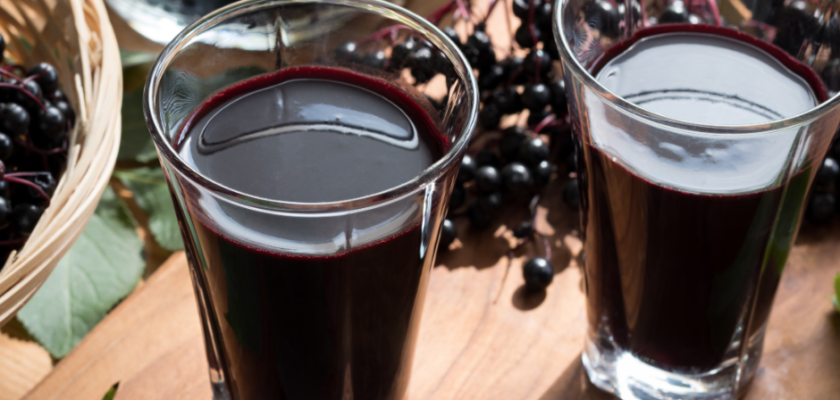Fight back this cold and flu season with Elderberry Syrup