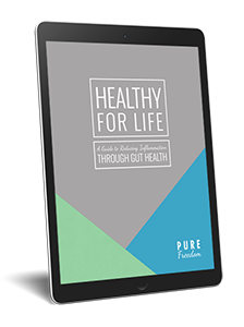 Healthy for Life: A Guide to Reducing Inflammation through Gut Health