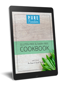 Healthy for Life! Gluten-free & Dairy-free eCookbook